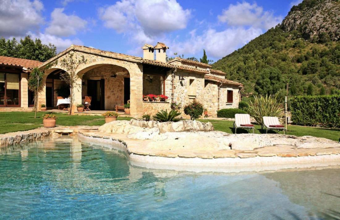 01-11 Traditionelle Finca Mallorca Norden Bild 1