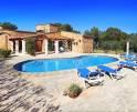 01-174 Gemütliches Ferienhaus Mallorca Süden Vorschaubild 1