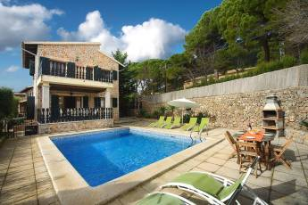 01-134 Cozy holiday home Mallorca west