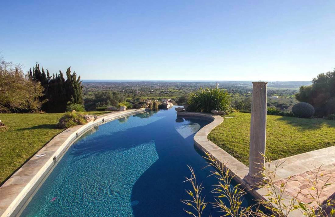 01-116 extravagante luxus Finca Mallorca Süden Bild 2
