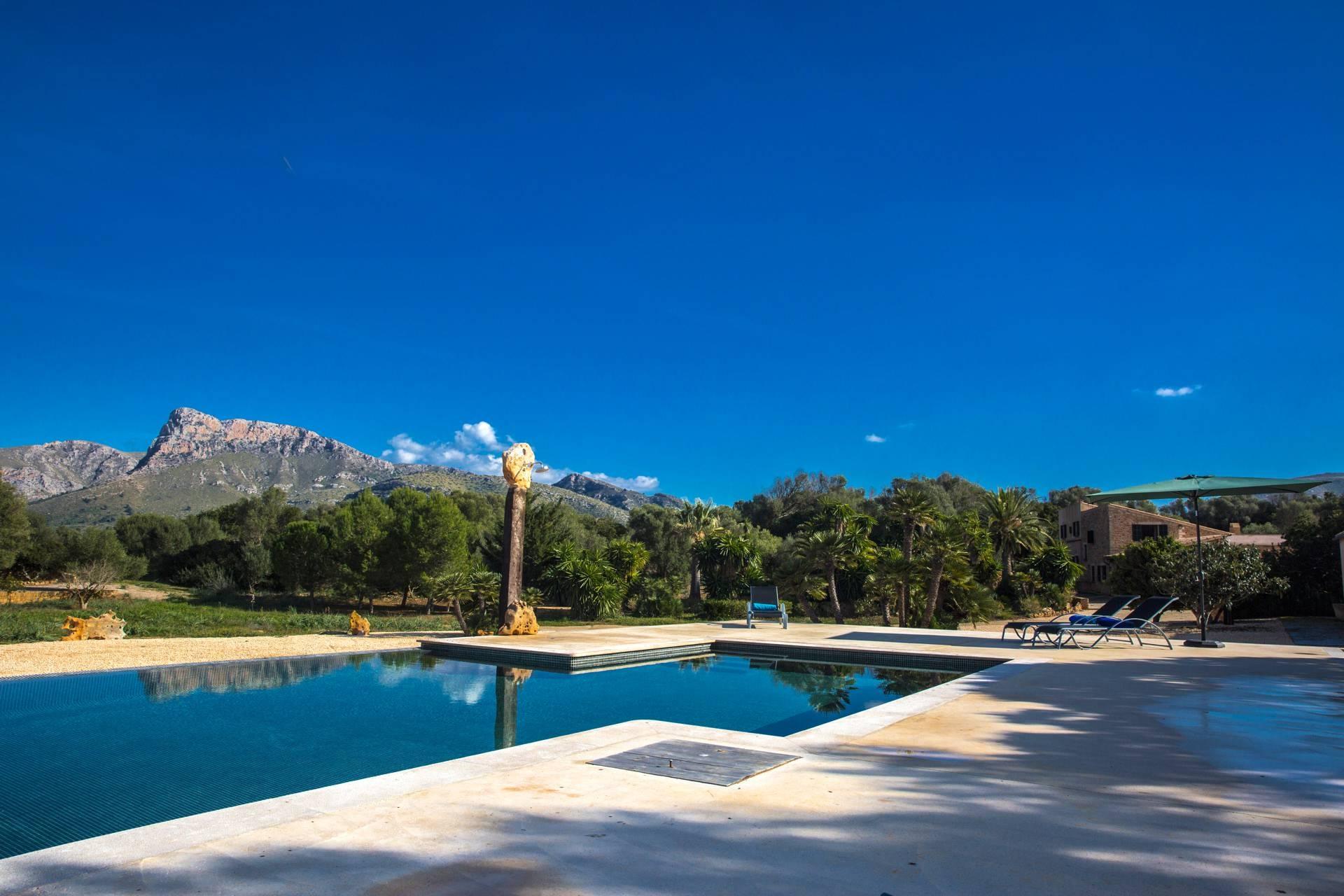 01-103 traumhafte Finca Mallorca Nordosten Bild 2