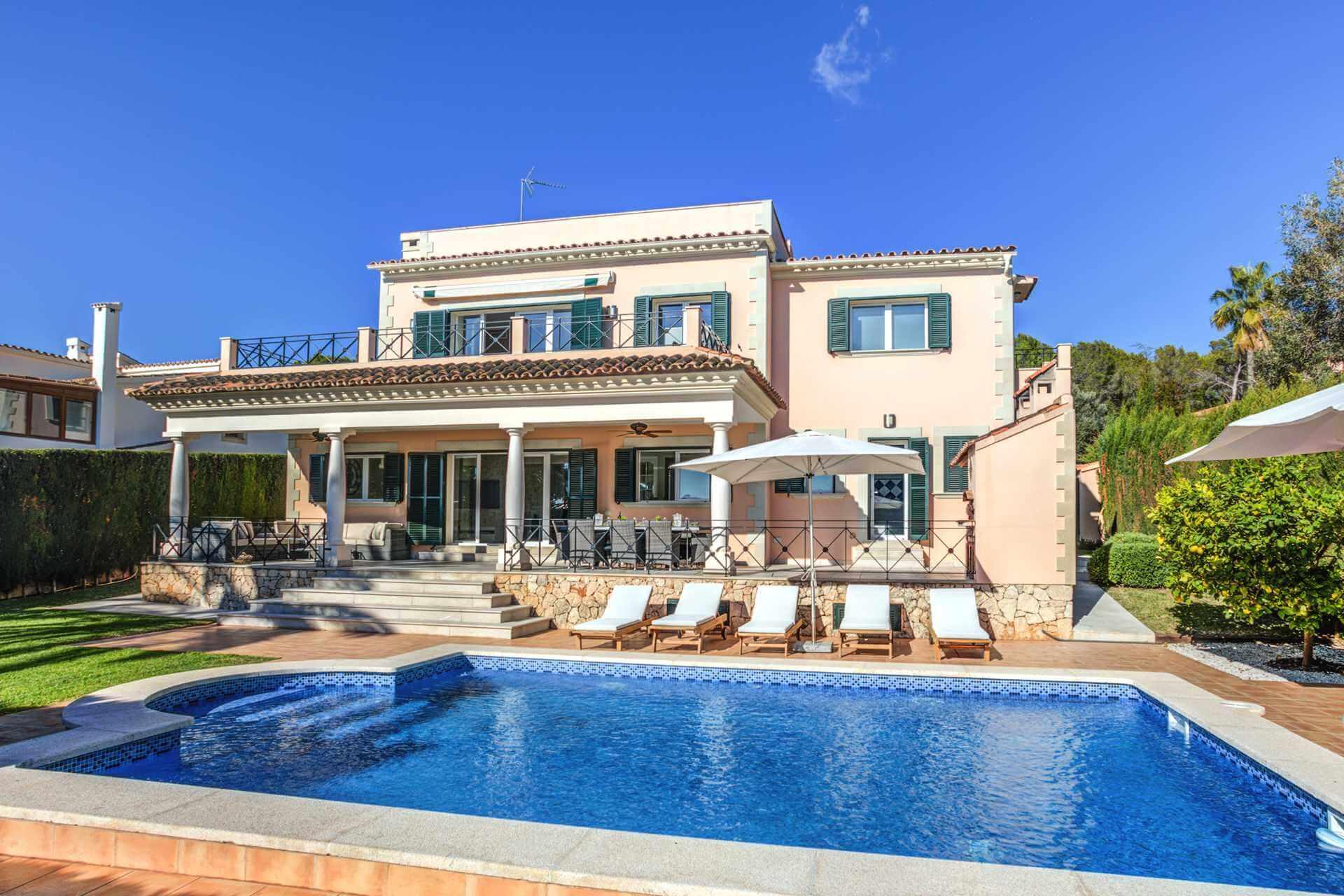 01-331 gepflegtes Ferienhaus Mallorca Südwesten Bild 2