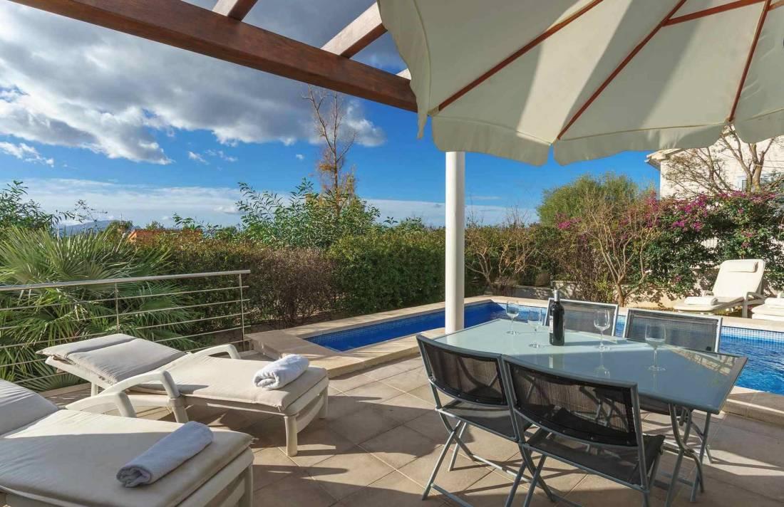 01-282 Ferienhaus Mallorca Norden Meerblick Bild 2