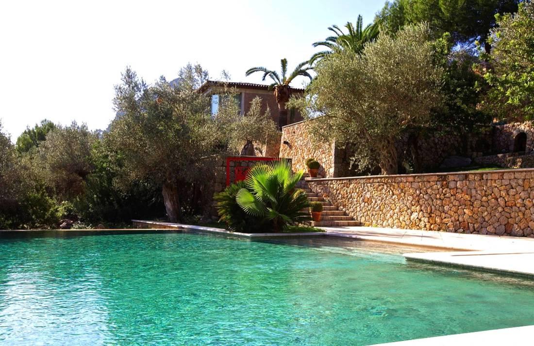 01-119 Exklusive Finca Mallorca Südwesten Bild 2