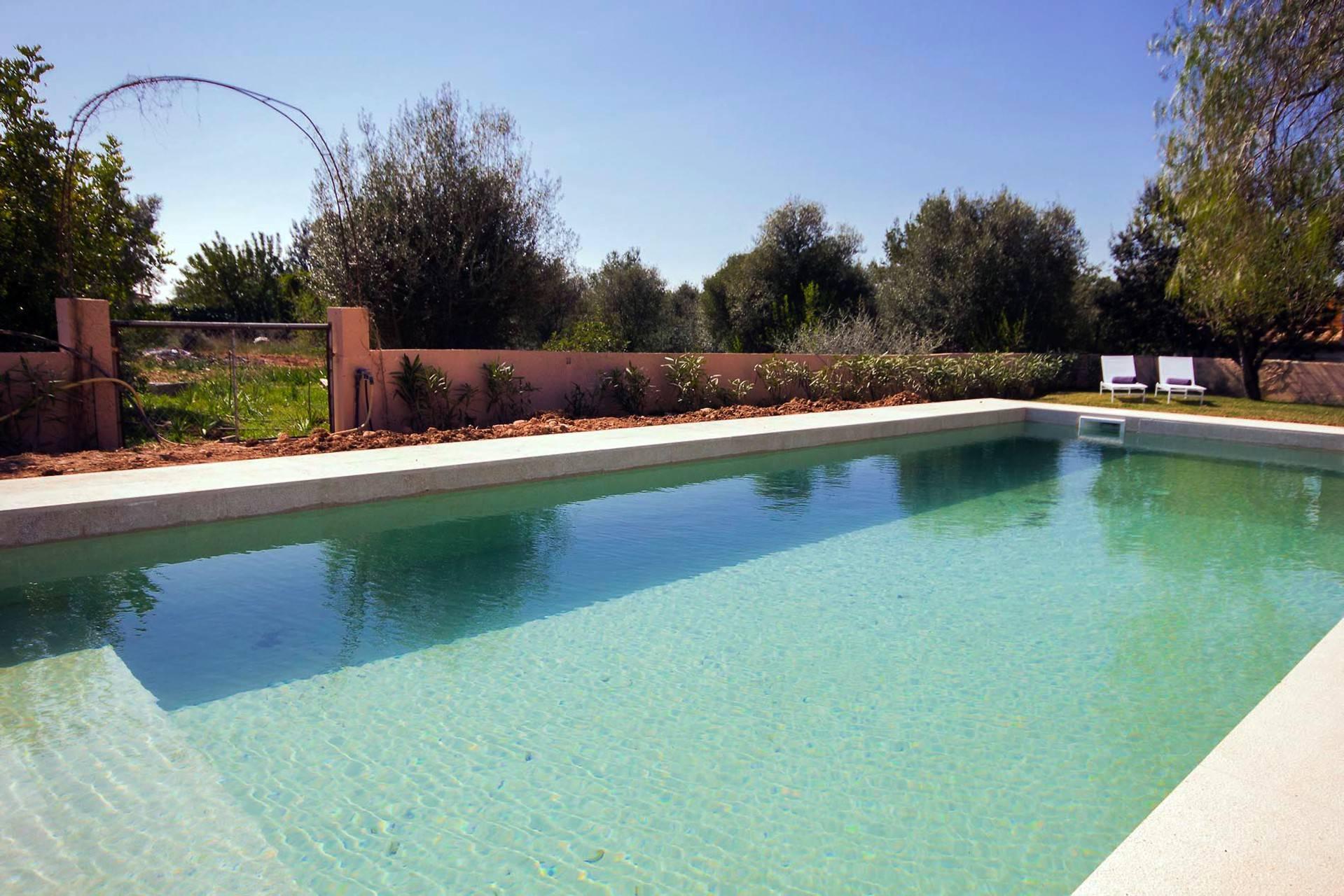 01-261 Moderne Finca Mallorca Südwesten Bild 2