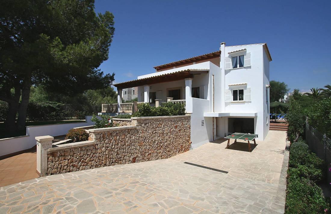 01-128 Rustikales Ferienhaus Mallorca Osten Bild 2