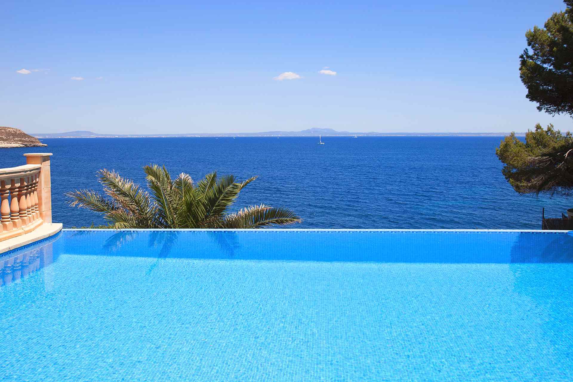 01-23 Villa Mallorca Südwesten mit Meerblick Bild 2
