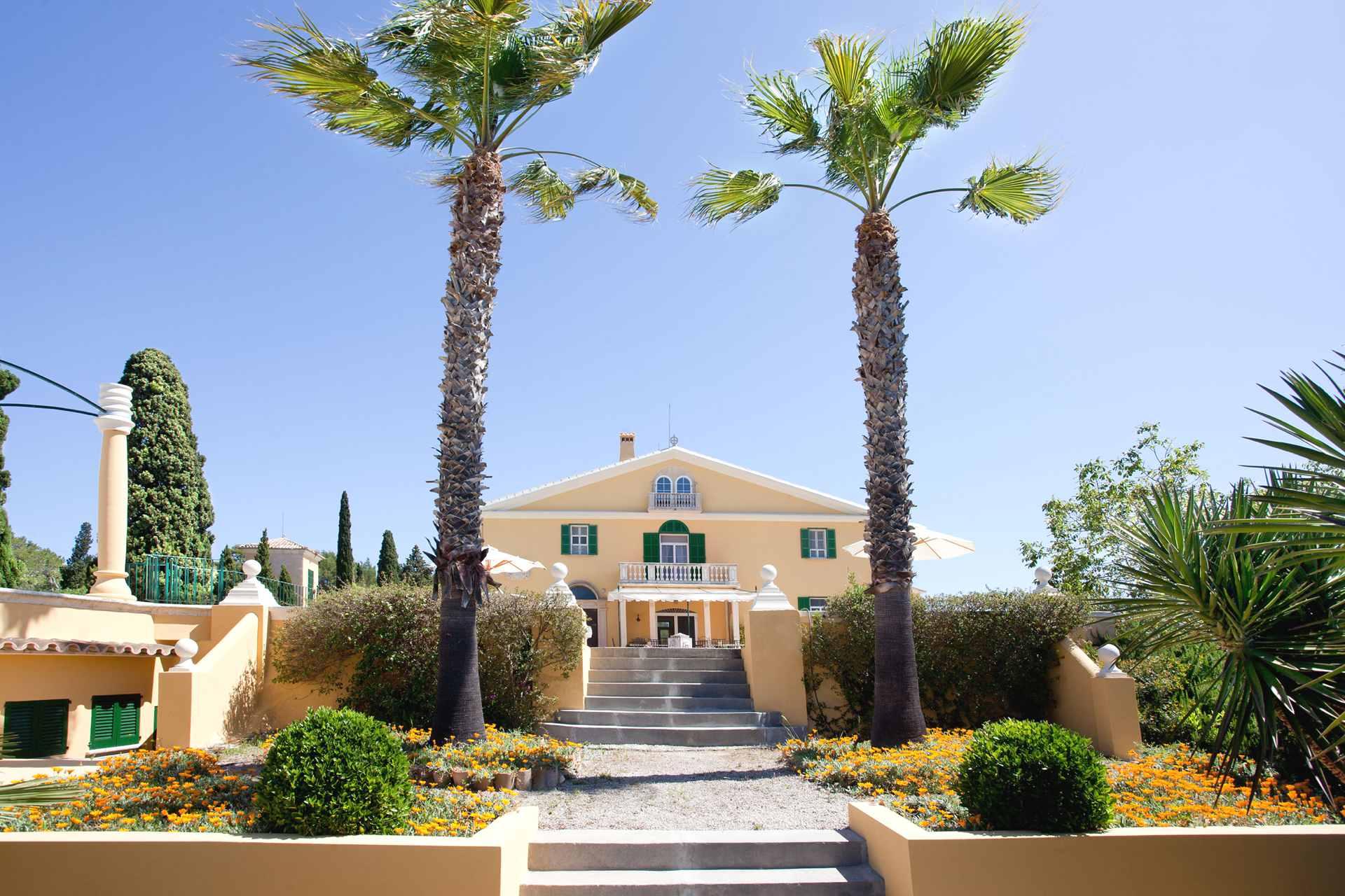 01-63 Exklusives Herrenhaus Mallorca Norden Bild 2