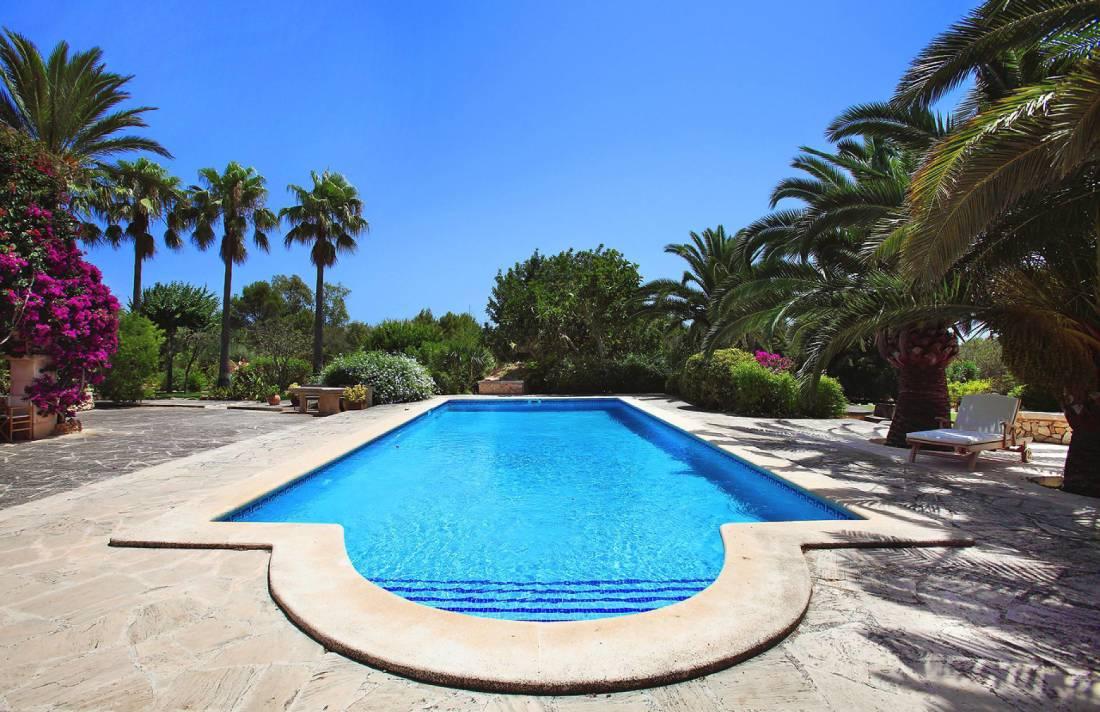 01-131 Restaurierte Finca Mallorca Osten Bild 2