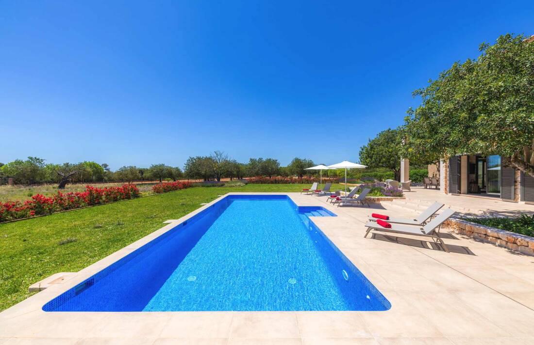 01-340 luxuriöse Finca Mallorca Osten Bild 2