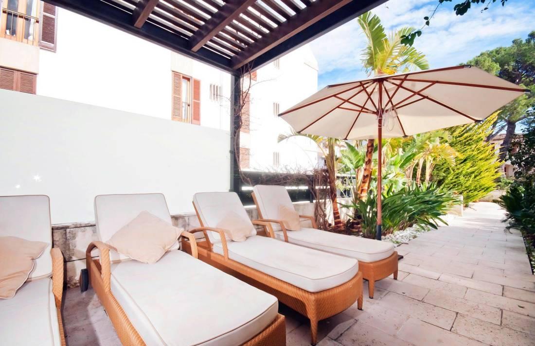 01-204 Große Ferienwohnung Mallorca Norden Bild 2