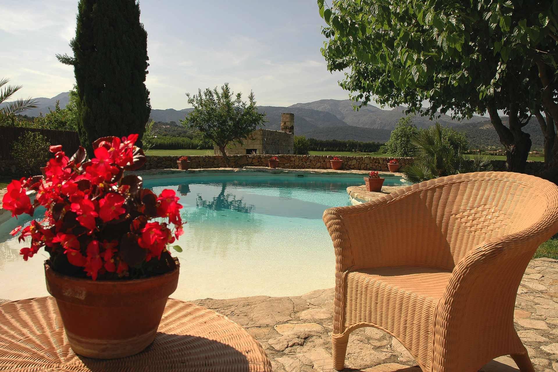 01-06 Charming Holiday Home Mallorca north Bild 2