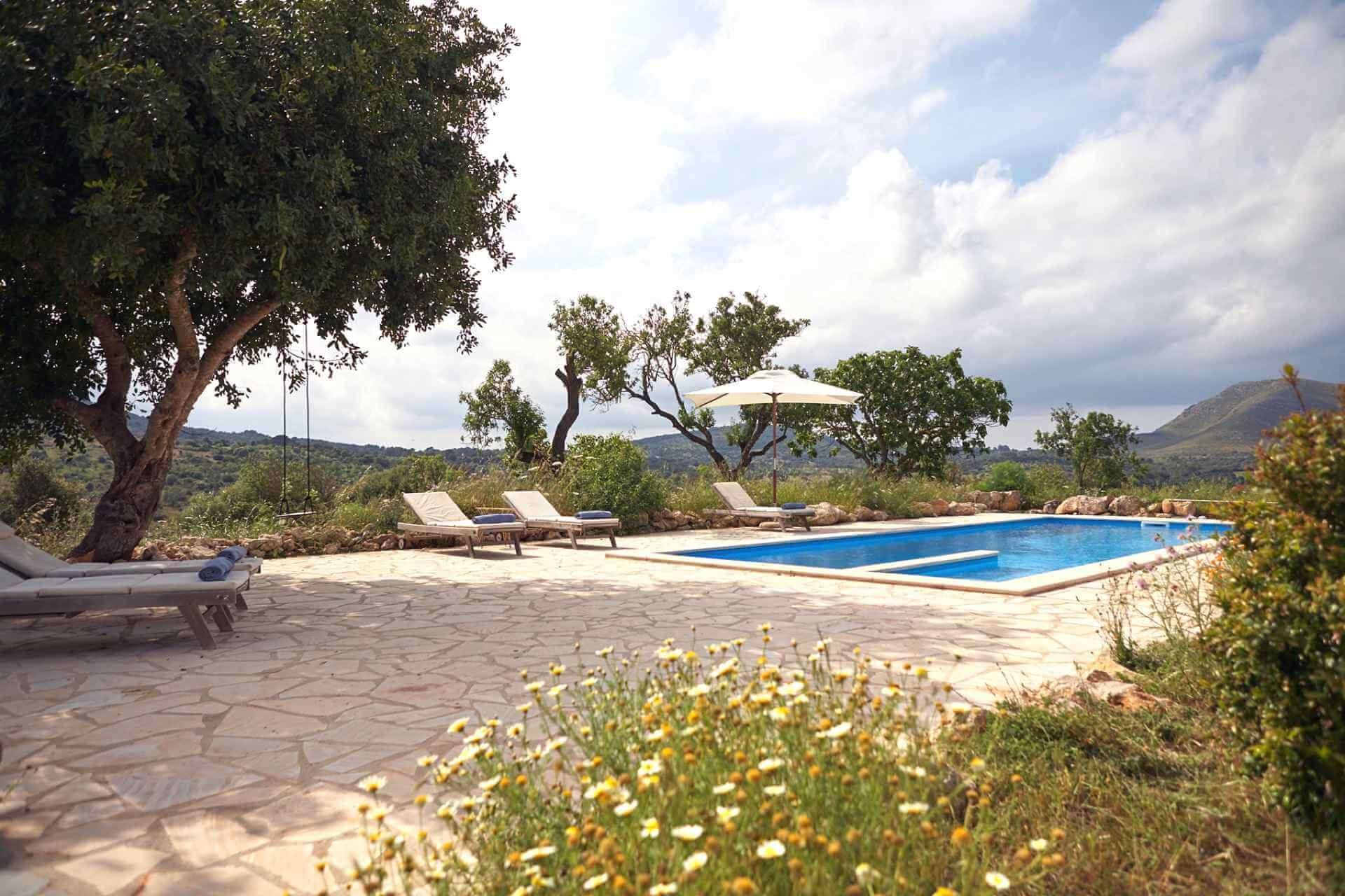 01-358 stilvolle Finca Mallorca Nordosten Bild 2