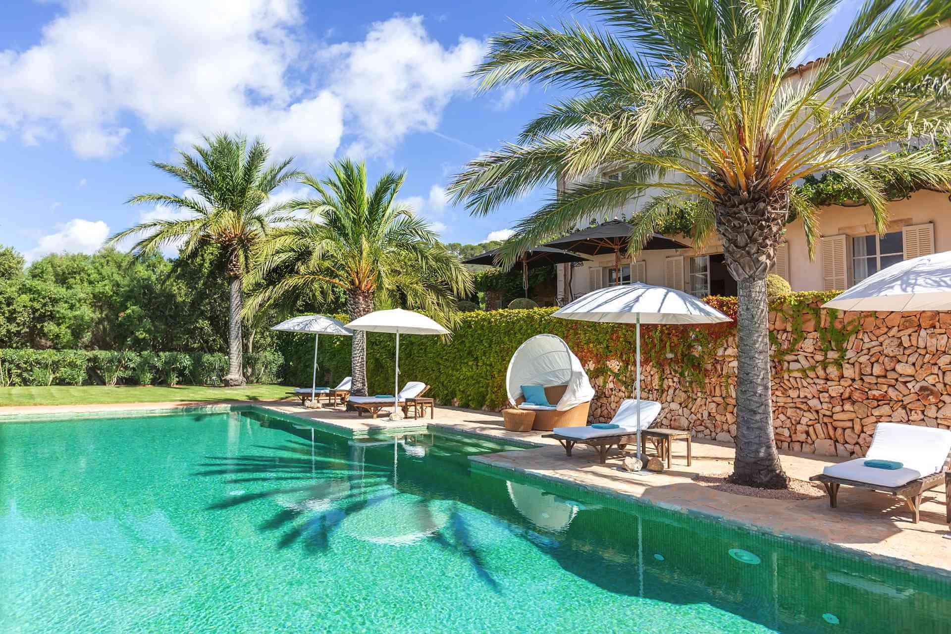 01-343 luxuriöse Finca Mallorca Süden Bild 2