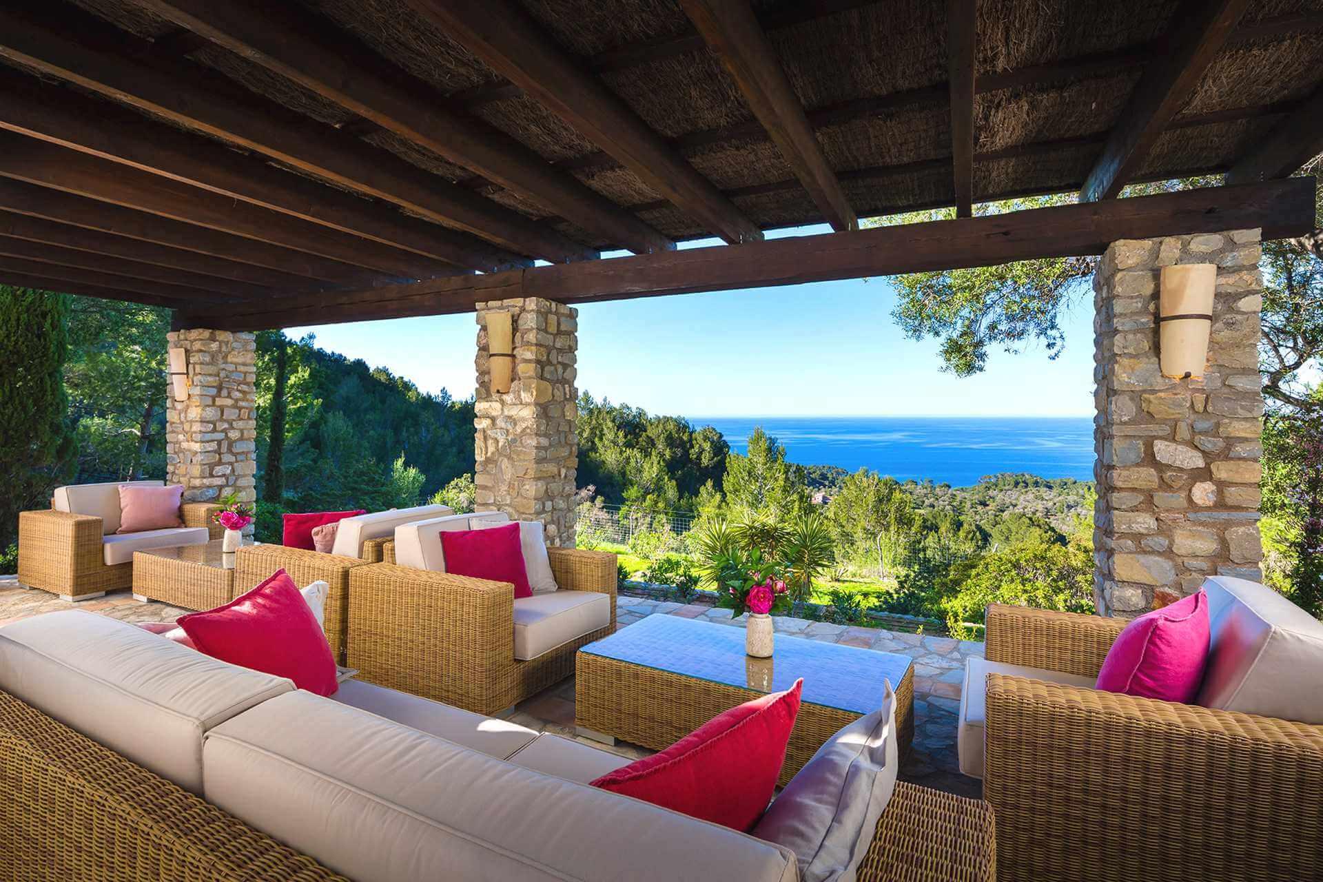 01-334 Luxus Finca Mallorca Westen Bild 2