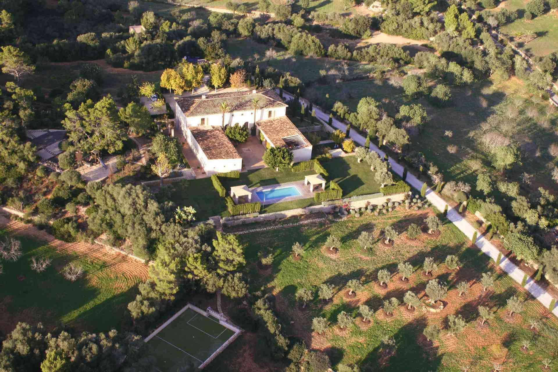 01-07 Exklusive Villa Mallorca Süden Bild 2