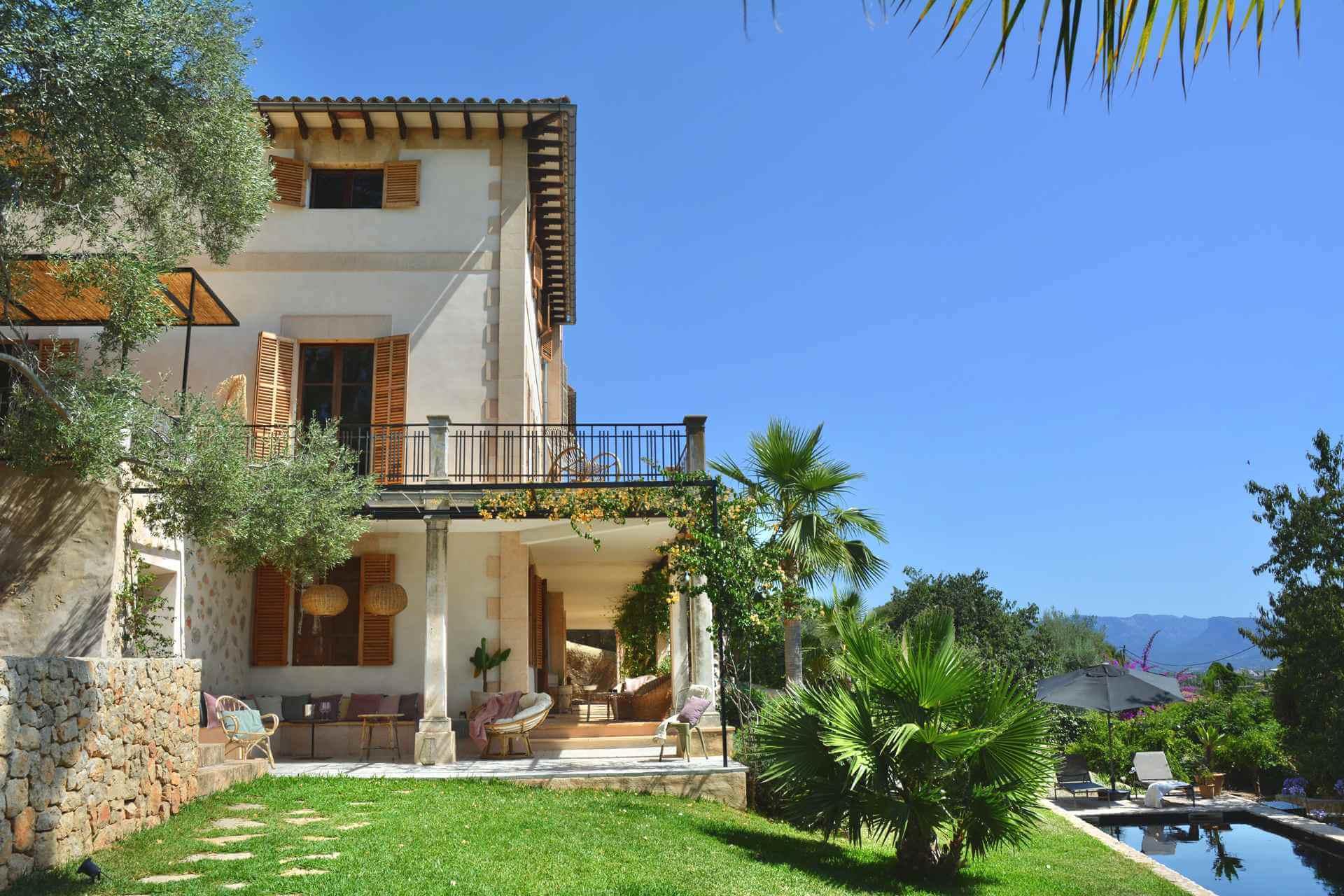 01-323 exklusives Herrenhaus Südwesten Mallorca Bild 2