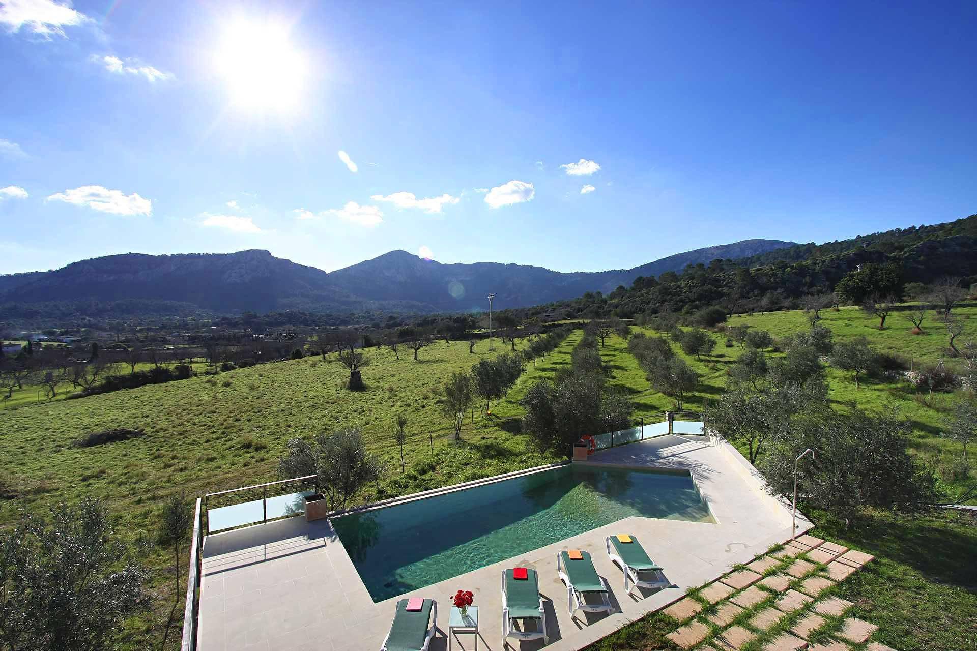 01-36 classic Villa Mallorca north Bild 2