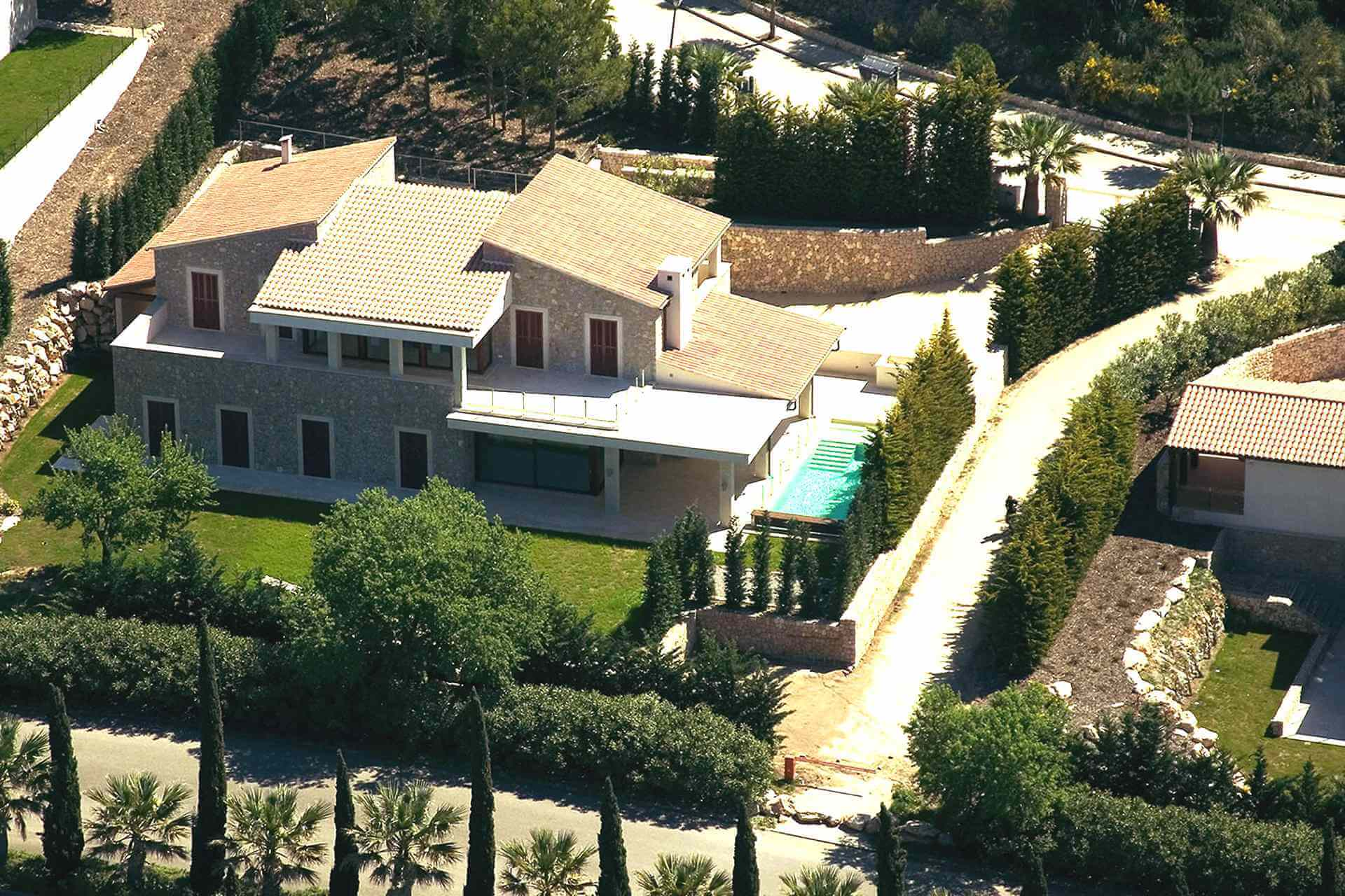 01-329 exklusive Villa Mallorca Nordosten Bild 2