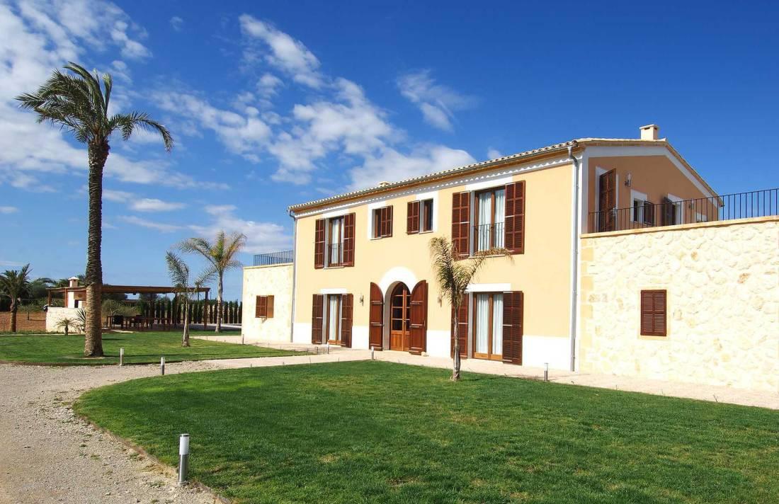 01-90 Neu gebaute Finca Mallorca Osten Bild 8