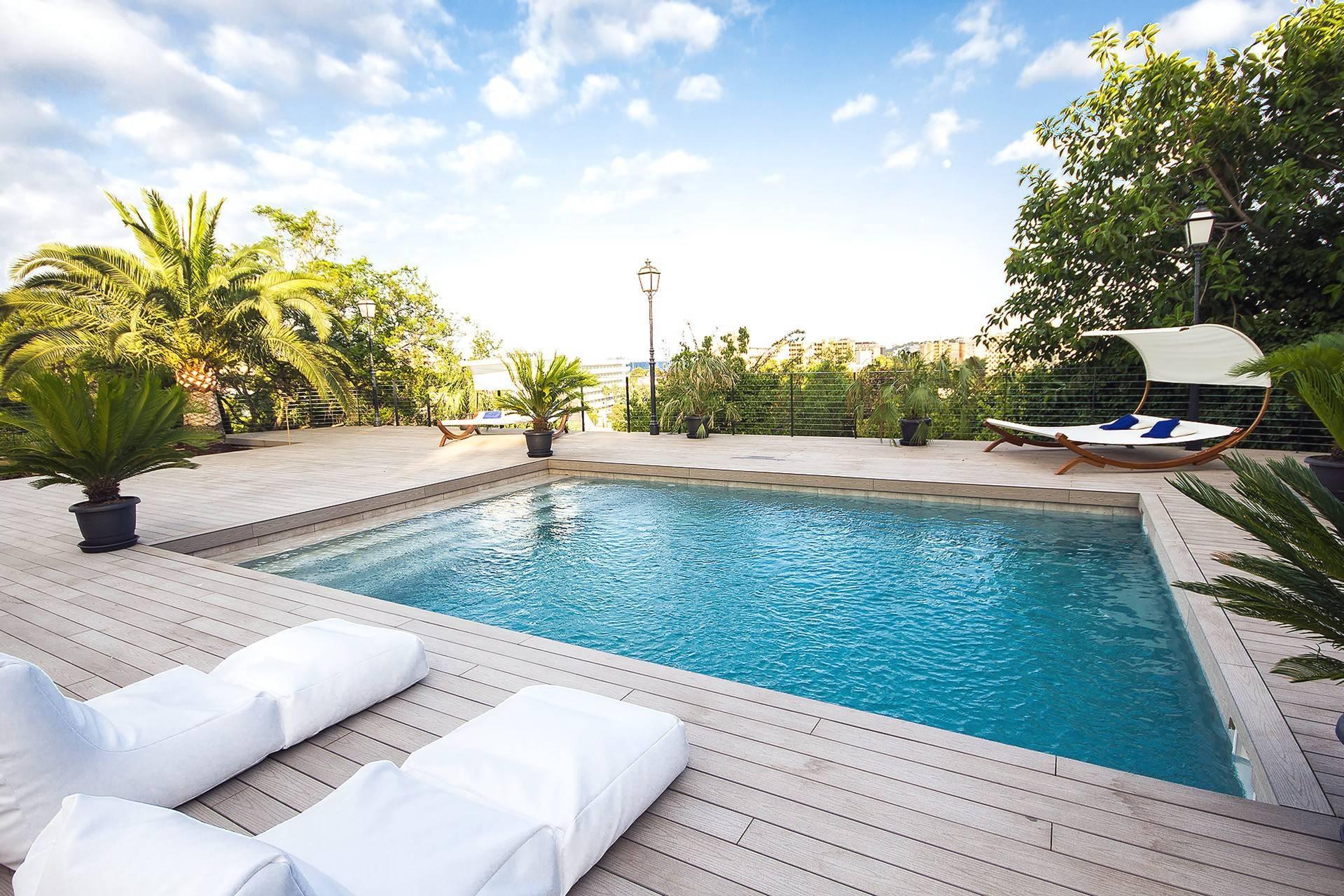 01-266 moderne Villa Mallorca Südwesten Bild 2