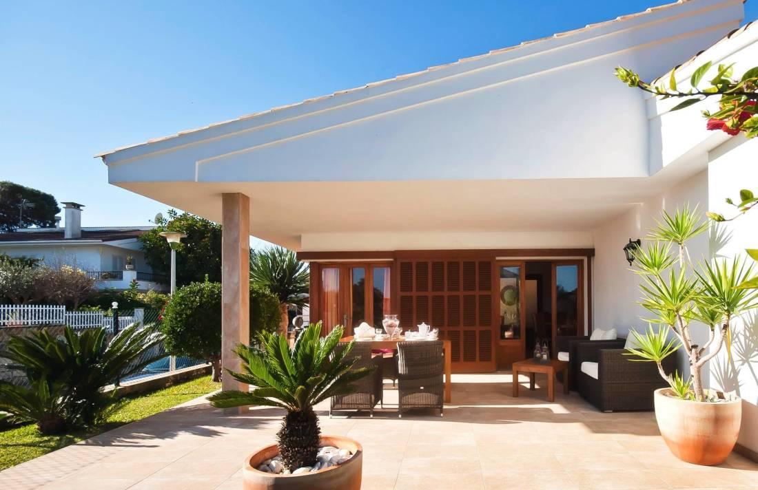 01-232 strandnahes Haus Mallorca Norden Bild 2