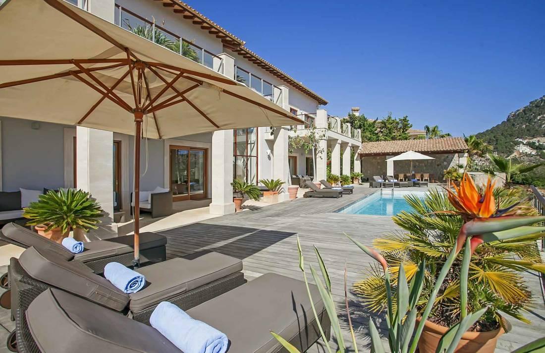 01-268 modern luxury Villa Mallorca southwest Bild 2