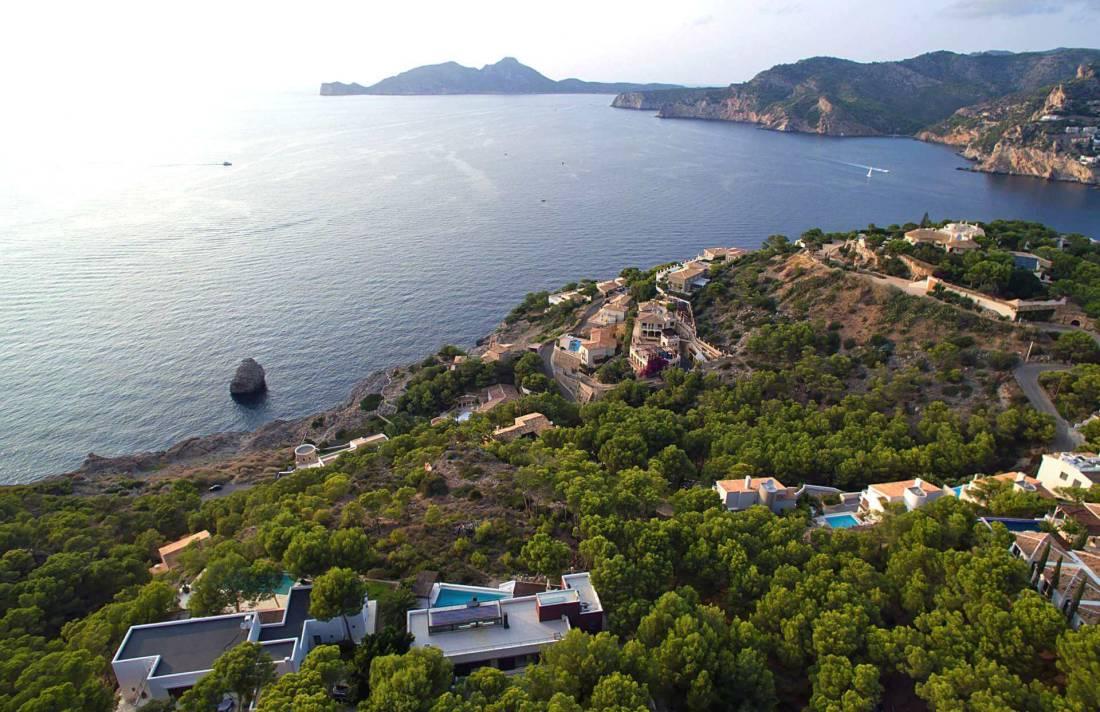 01-332 Meerblick Villa Mallorca Südwesten Bild 2