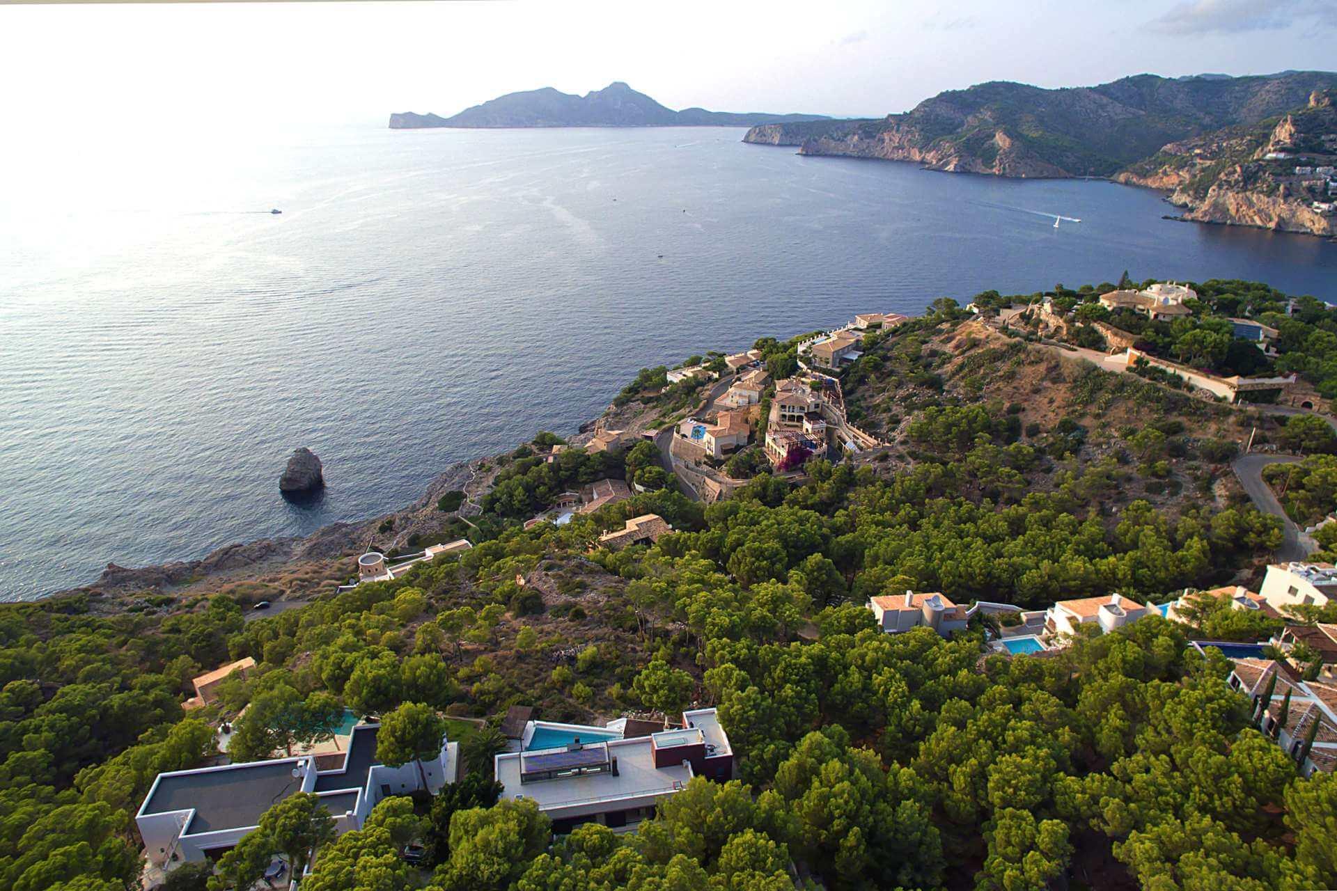 01-332 Sea view Villa Mallorca southwest Bild 2