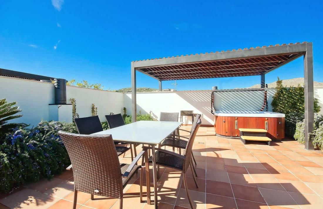 01-203 Luxus Ferienwohnung Mallorca Norden Bild 2