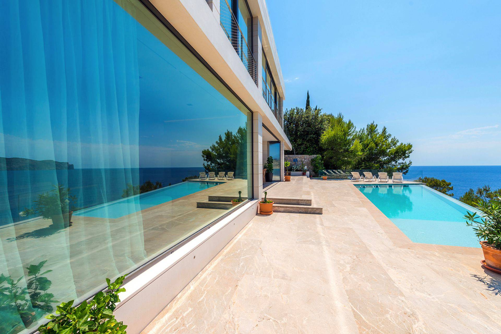 01-269 exclusive Luxury Villa Mallorca Southwest Bild 2