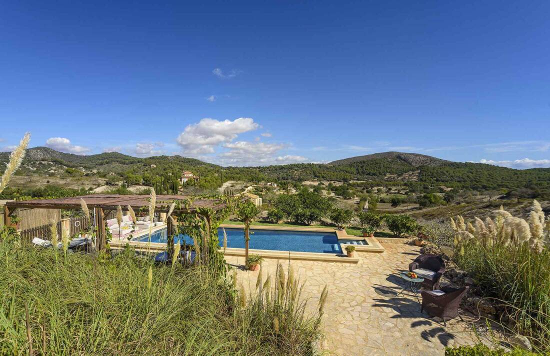 01-169 Finca with a view Mallorca East Bild 2