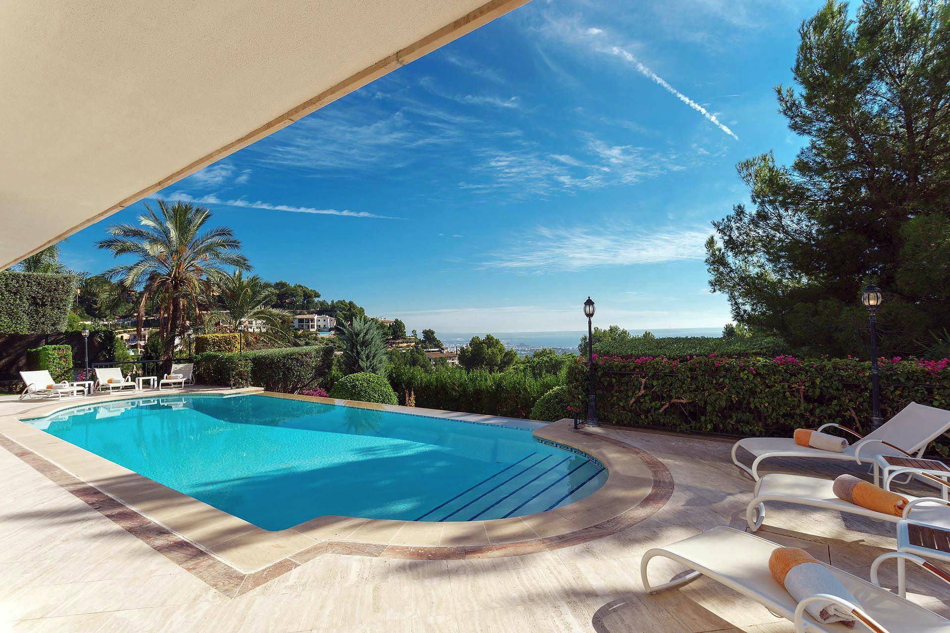 01-280 großzügige Villa nahe Palma de Mallorca Bild 2
