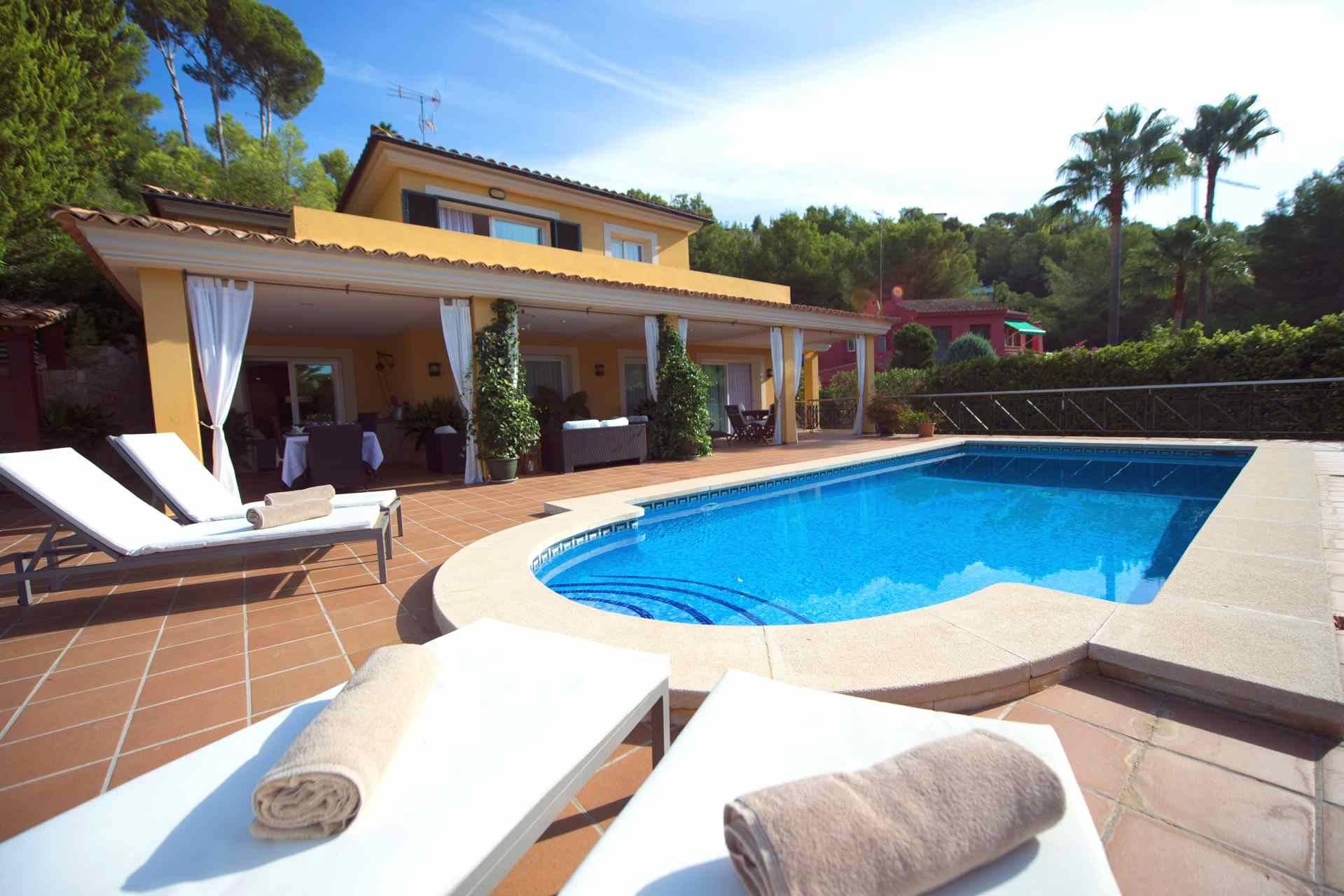 01-311 Golfplatz Villa Südwesten Mallorca Bild 2