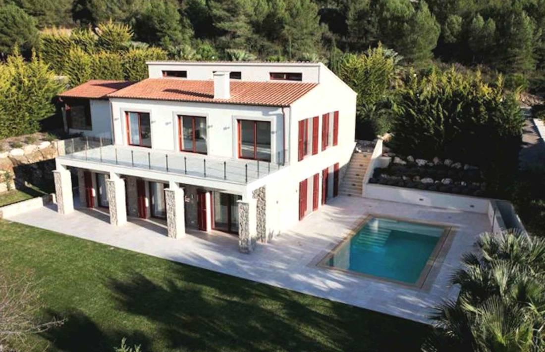 01-326 Design Villa Golf Course Northeast Mallorca Bild 2