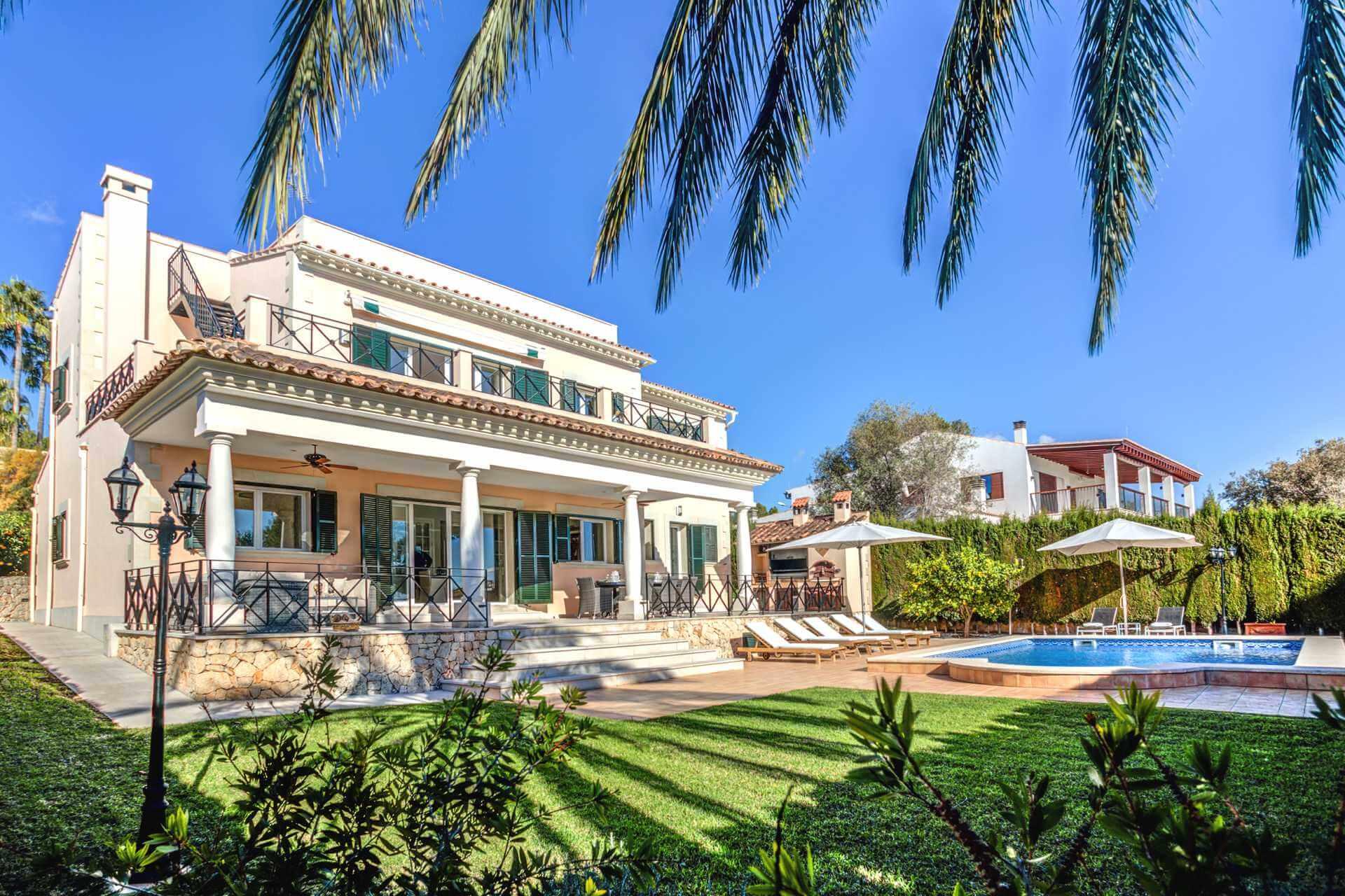 01-331 gepflegtes Ferienhaus Mallorca Südwesten Bild 3