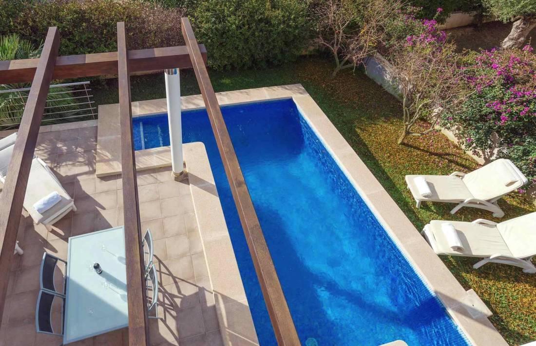 01-282 Ferienhaus Mallorca Norden Meerblick Bild 3