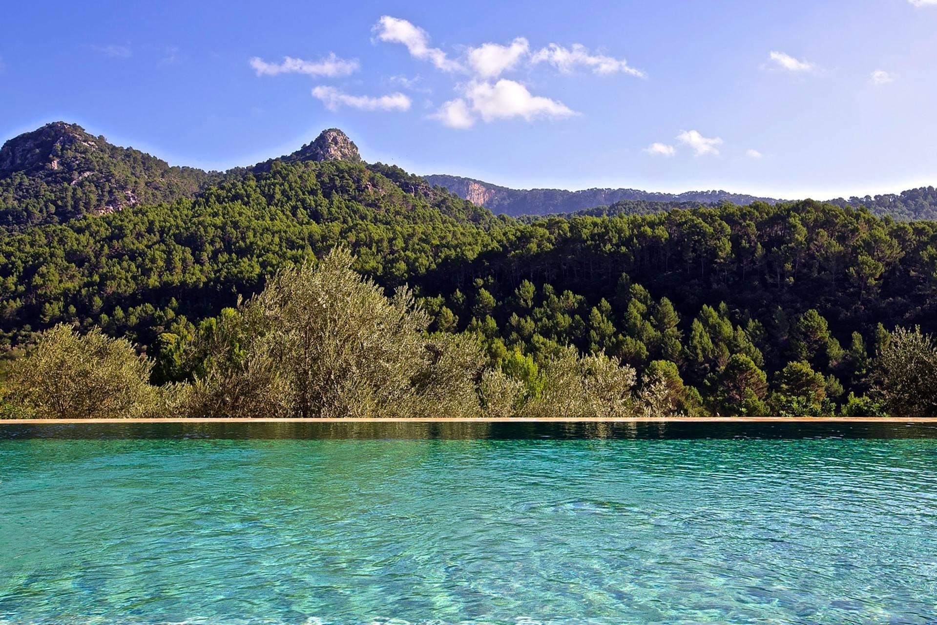 01-119 Exklusive Finca Mallorca Südwesten Bild 3