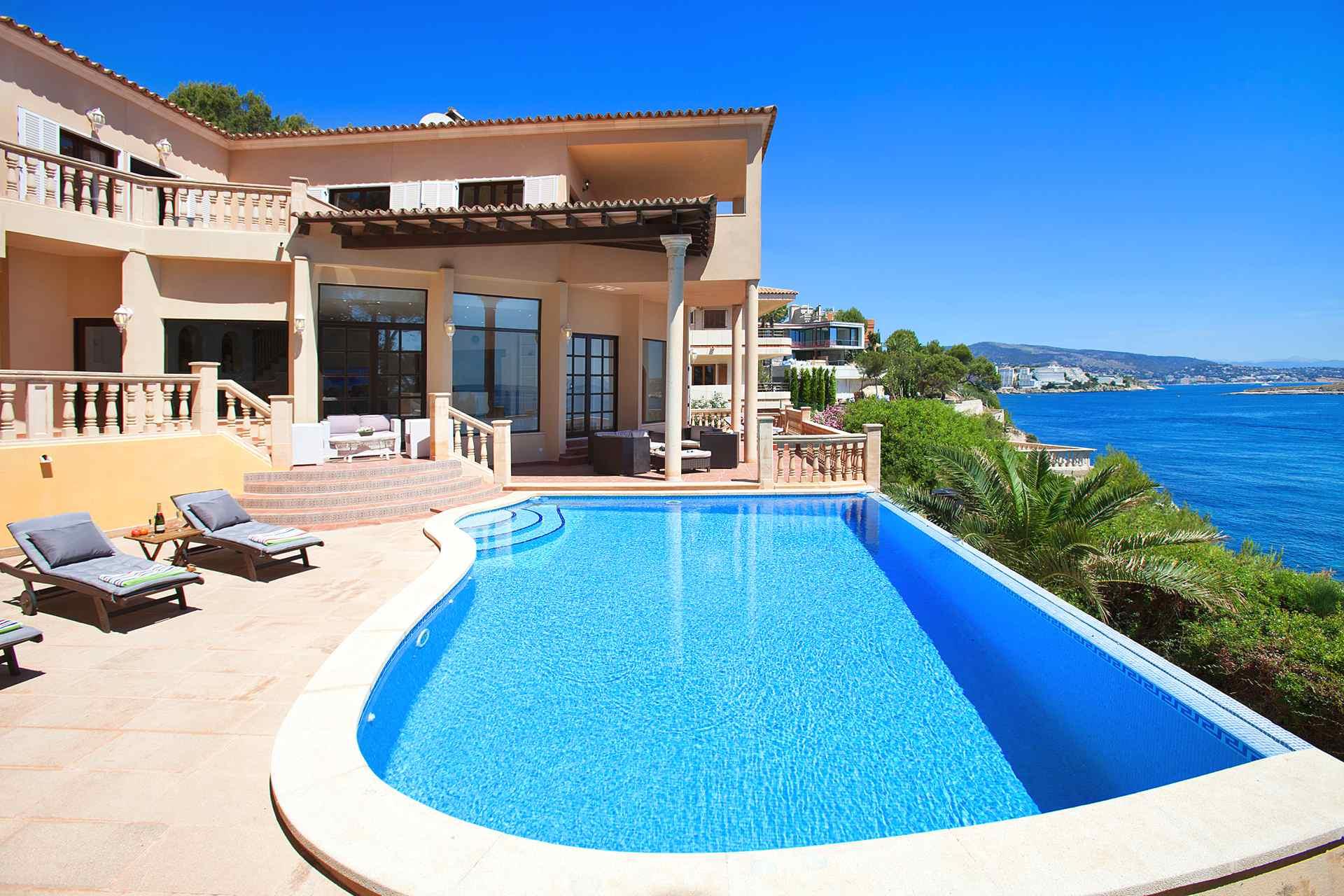 01-23 Villa Mallorca Südwesten mit Meerblick Bild 3