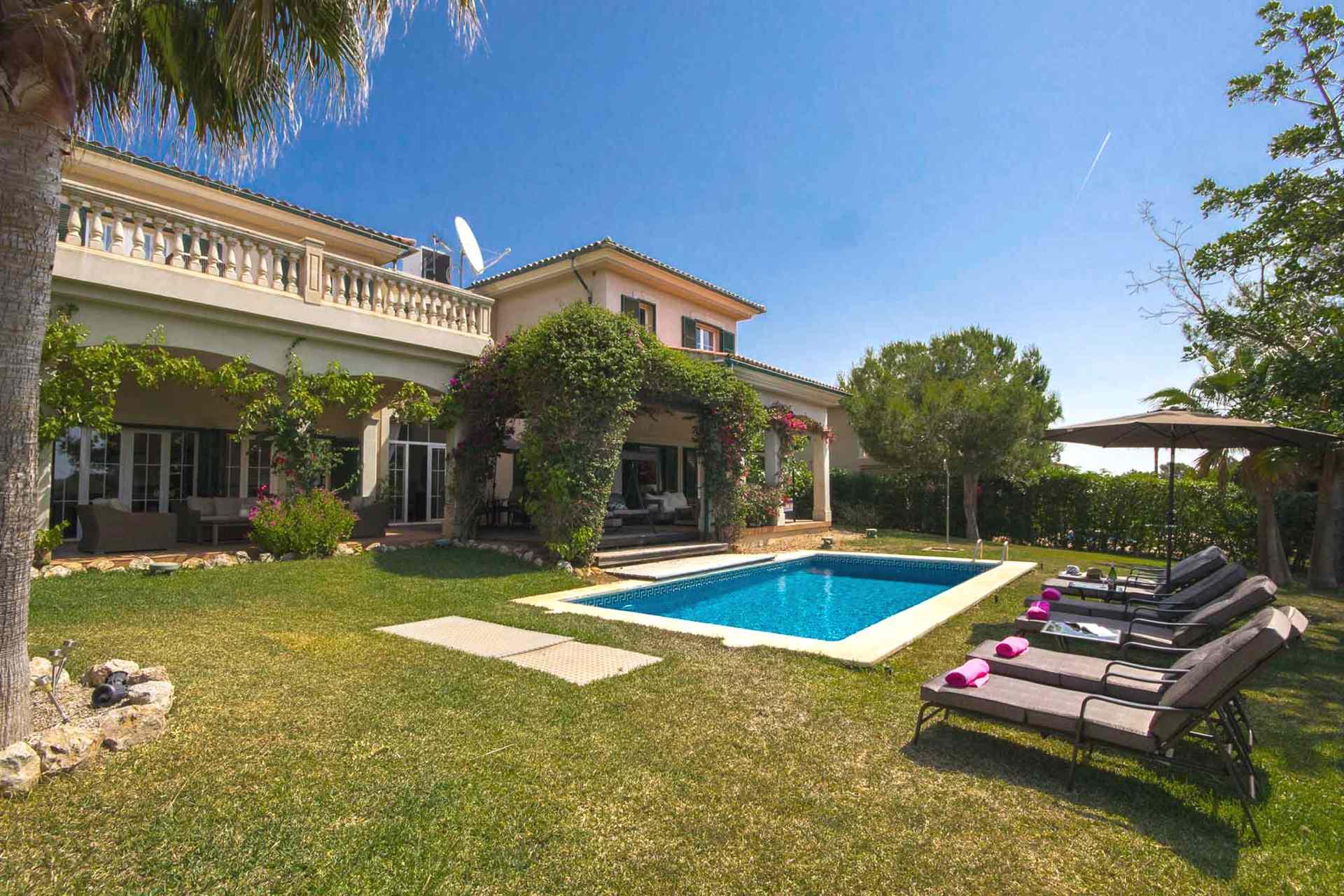 01-302 hübsches Ferienhaus Mallorca Südwesten Bild 3