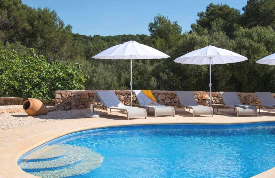 01-345 moderne Meerblick Finca Mallorca Osten Bild 3