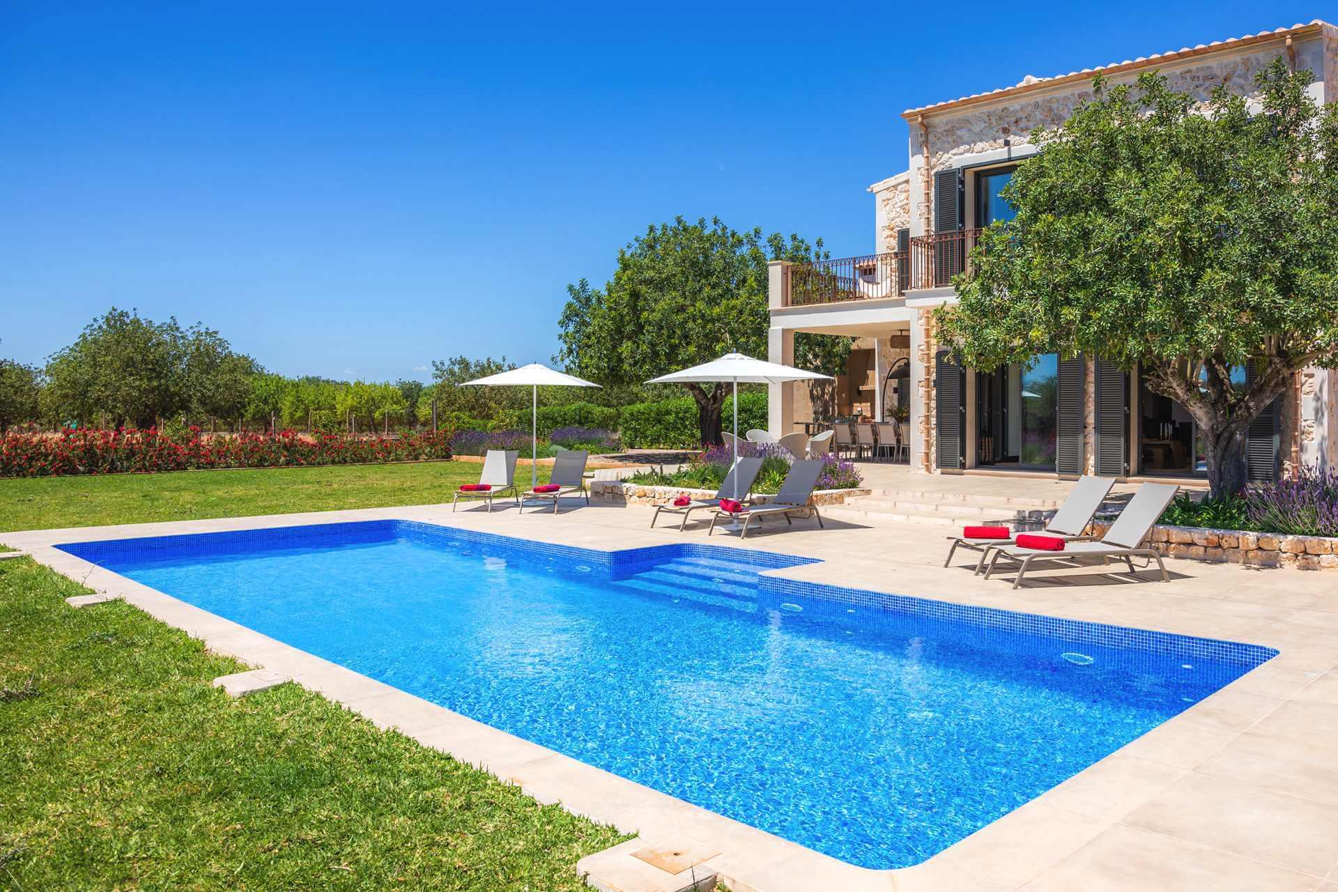 01-340 luxuriöse Finca Mallorca Osten Bild 3