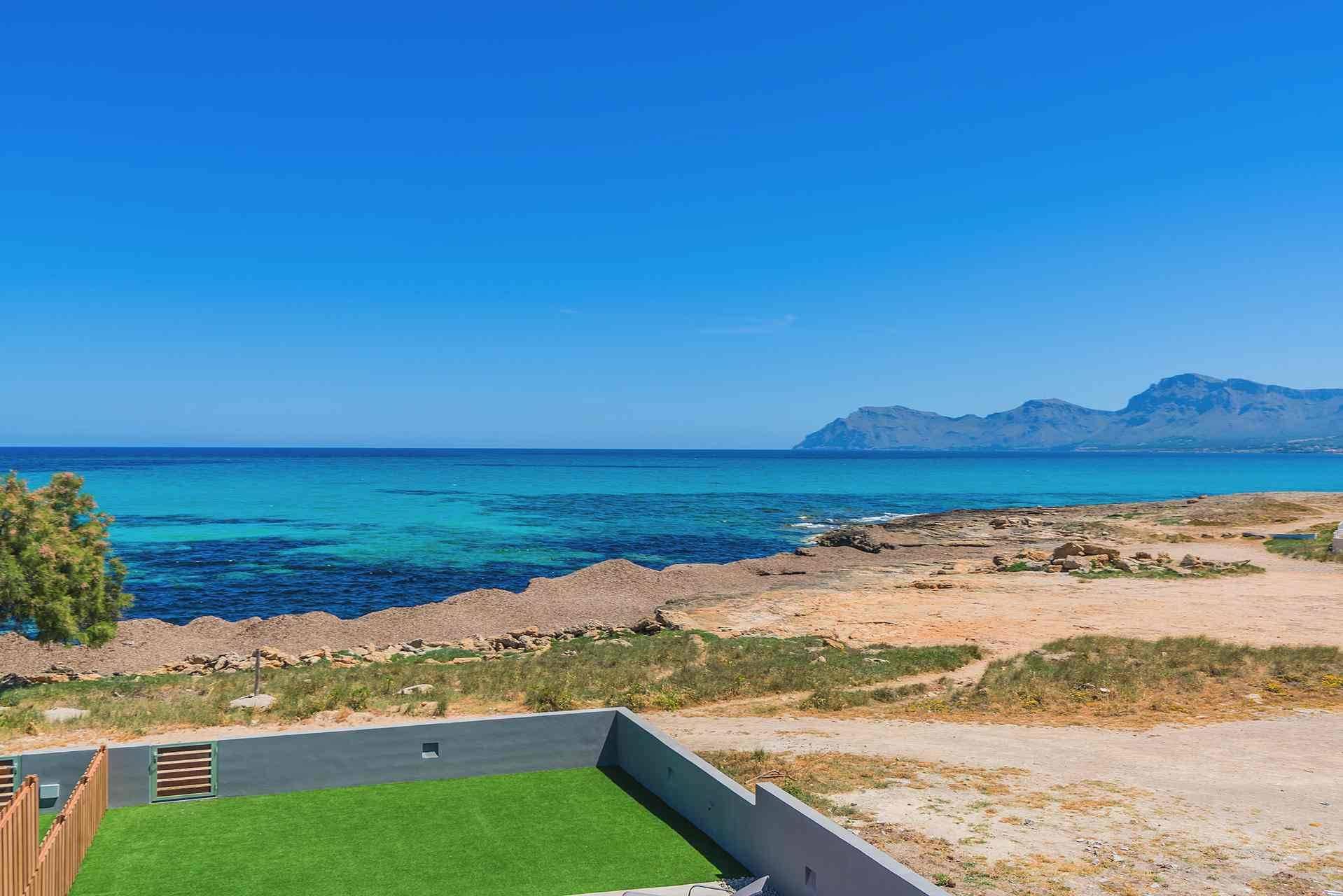 01-316 Chalet mit Meerblick Mallorca Norden Bild 3