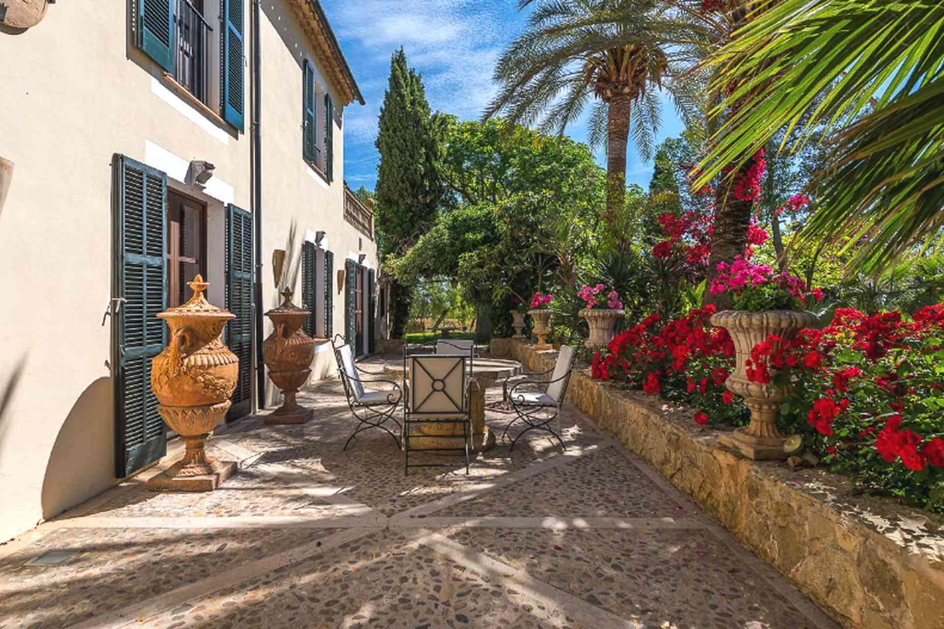 01-87 Luxuriöse Finca Mallorca Zentrum Bild 3