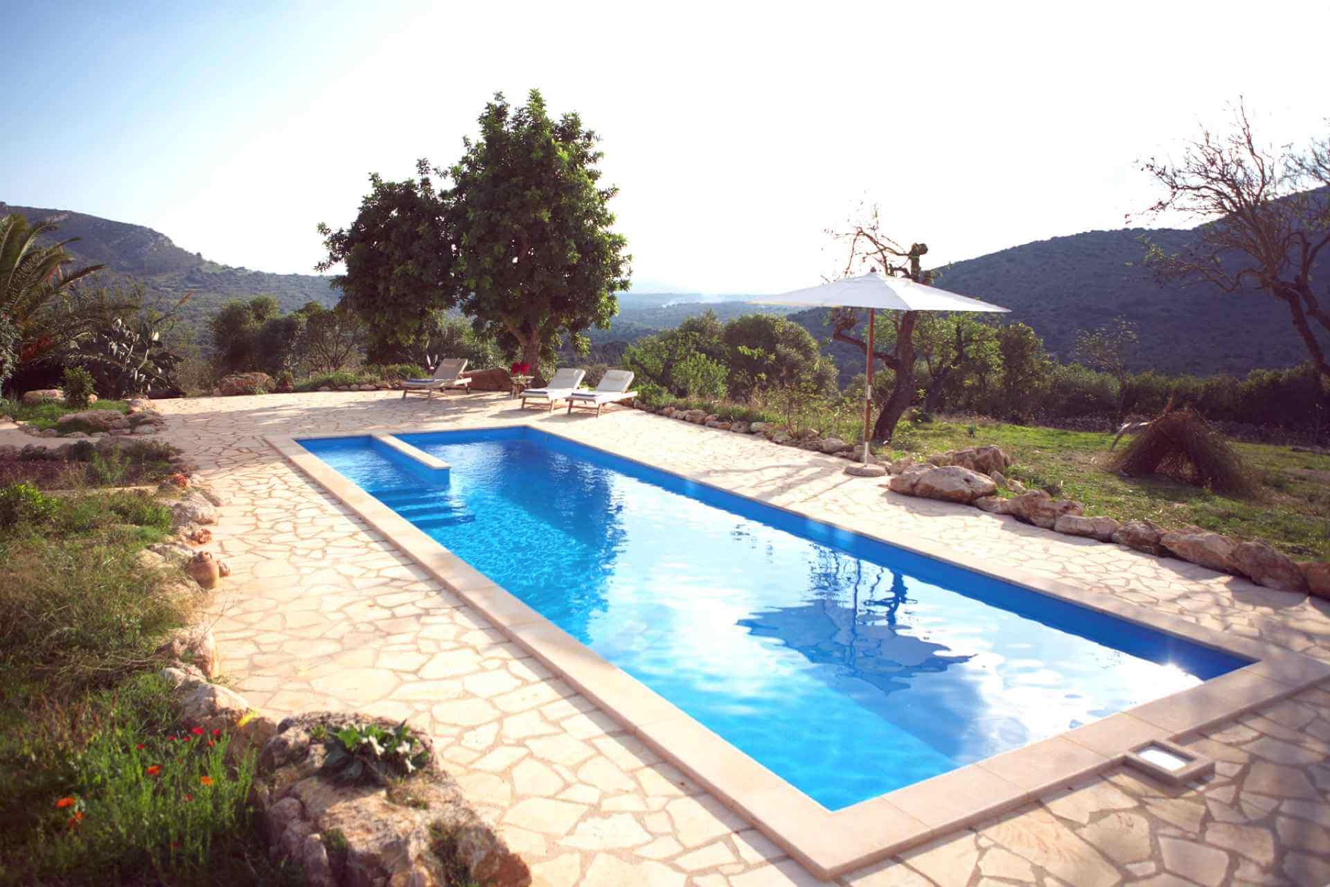 01-358 stilvolle Finca Mallorca Nordosten Bild 3