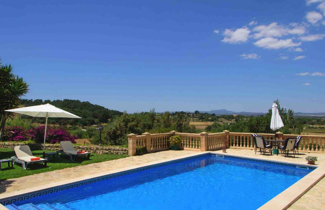 01-147 idyllische Finca Mallorca Osten Bild 3