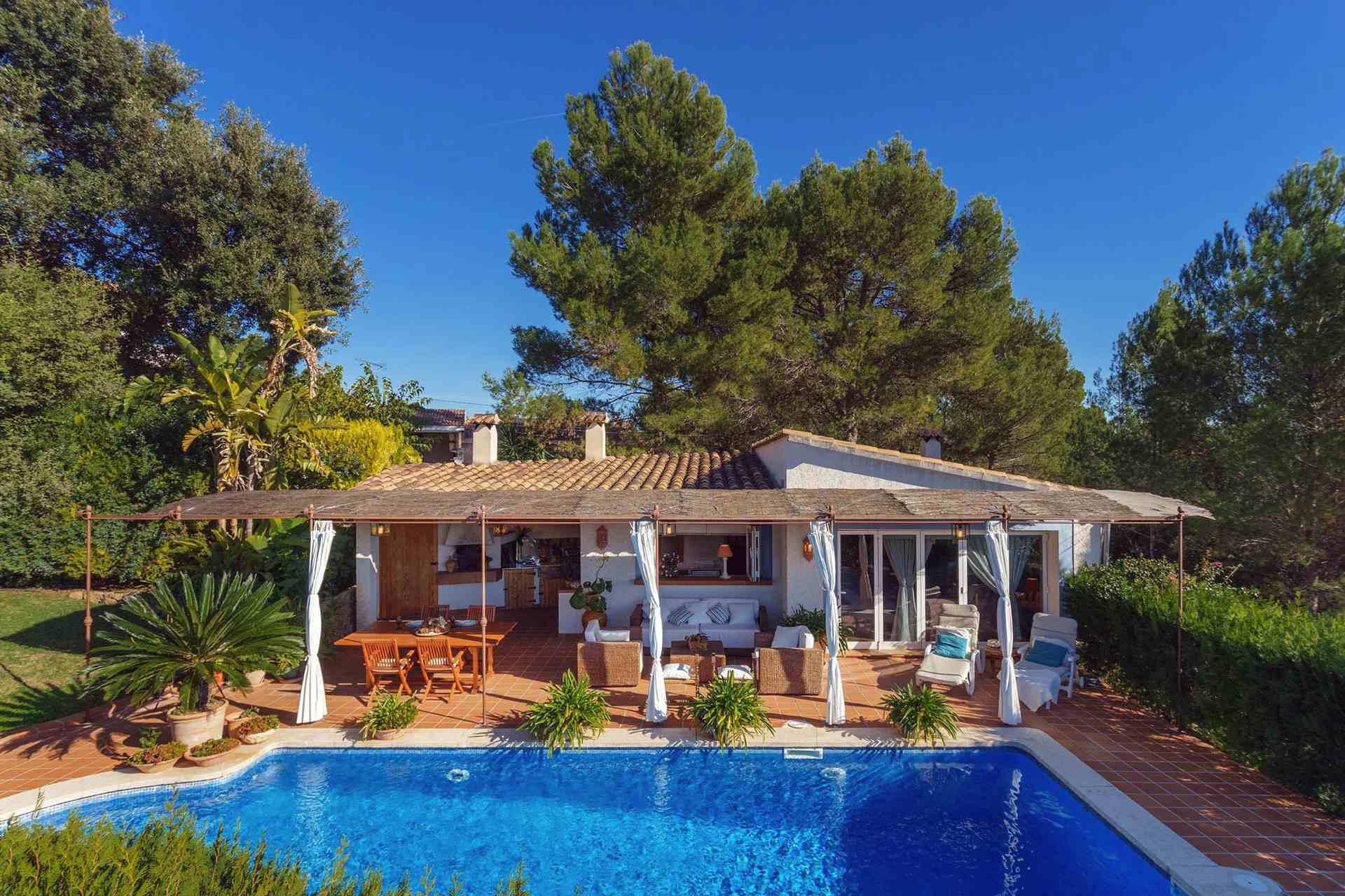01-287 cozy Finca North Mallorca Bild 3