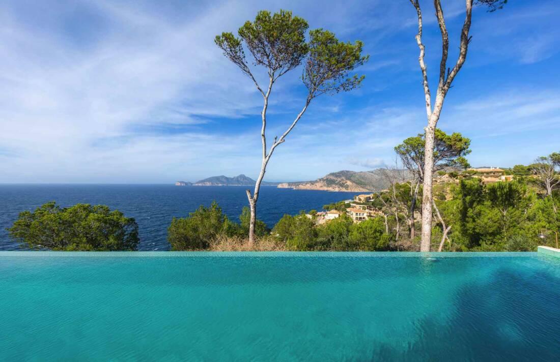 01-356 stylische Villa Mallorca Südwesten Bild 2