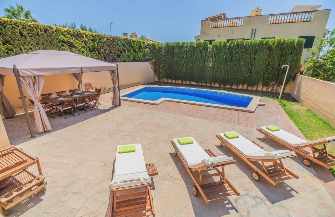 01-298 Golfplatz Chalet Mallorca Norden Bild 3