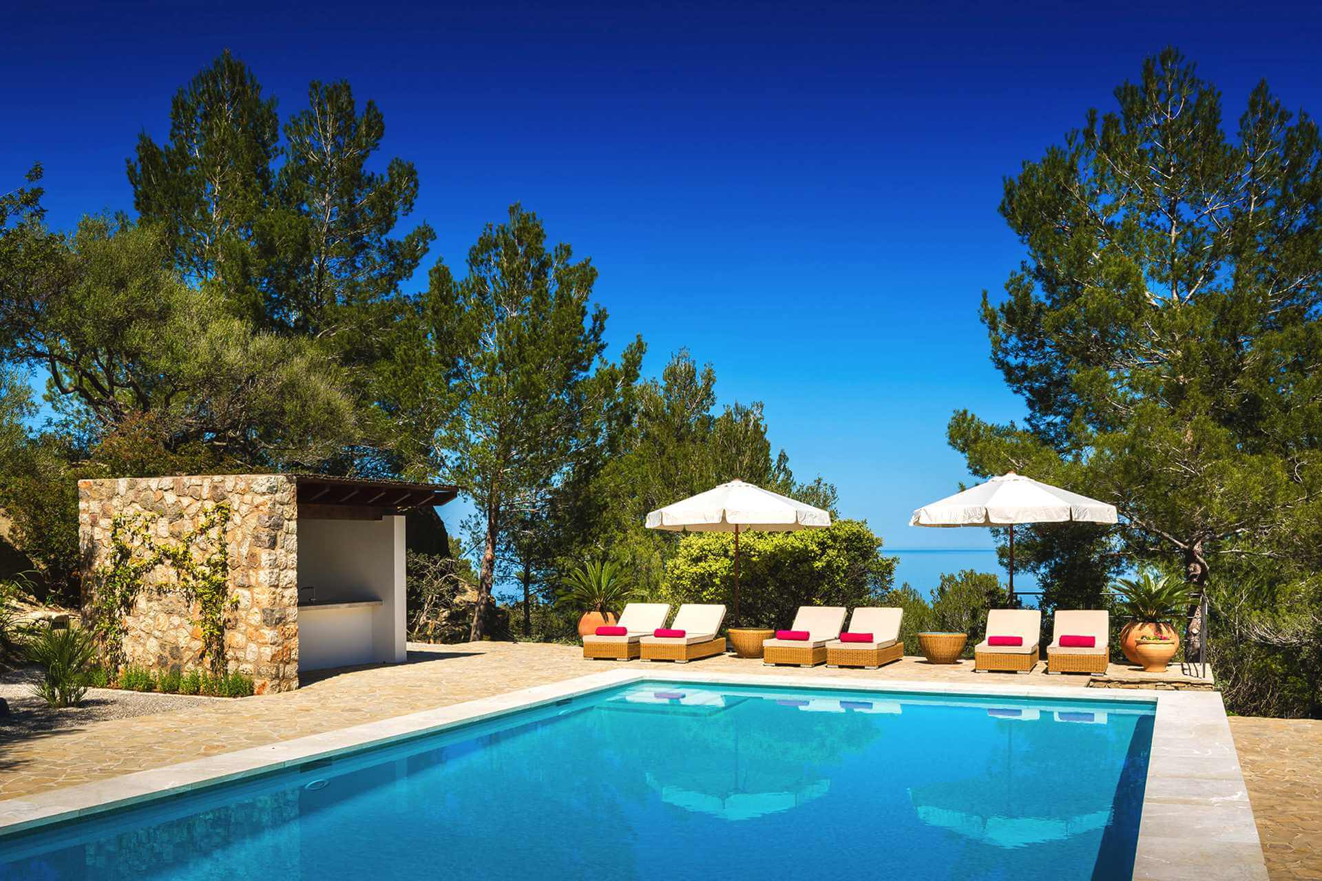 01-334 Luxus Finca Mallorca Westen Bild 3